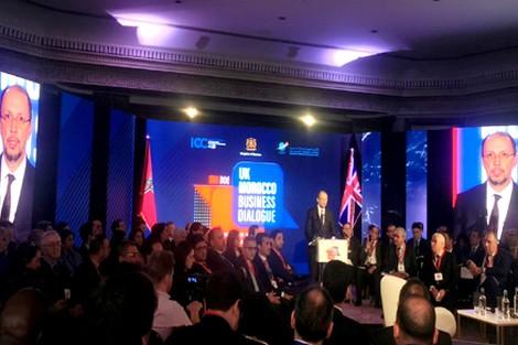 لندن.. إطلاق حوار الأعمال بين المغرب والمملكة المتحدة