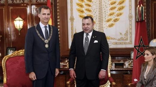 ملك اسبانيا يؤكد على الإمكانيات الهائلة للتعاون مع المغرب