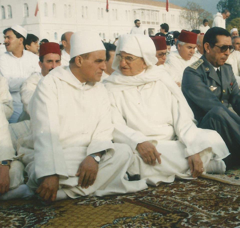 وجوهٌ من الناظور (7):  الفقيد العلّامة سيدي الحاج عمر أشركي.