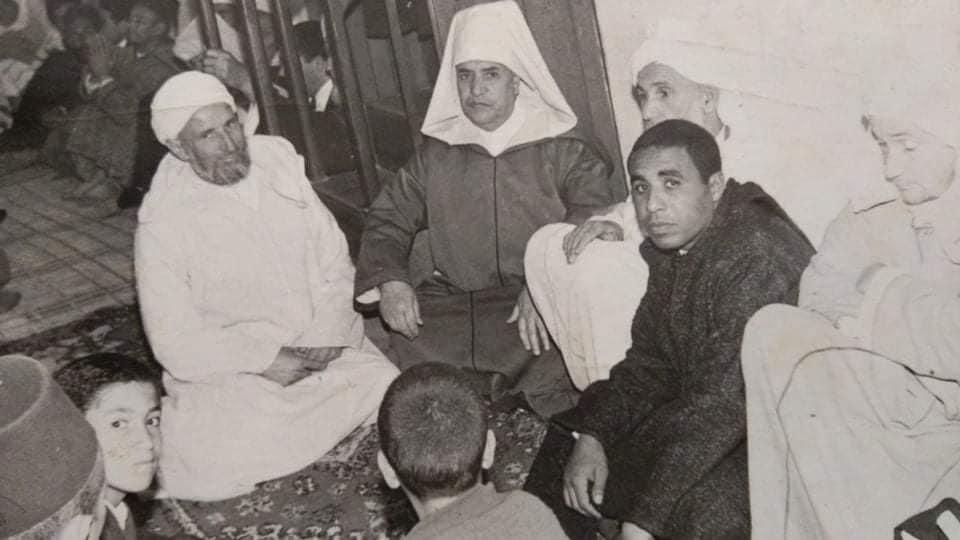 وجهٌ مِن الناظور (14). الراحل فضيلة الحاج أمحمد أمغار بن علي.