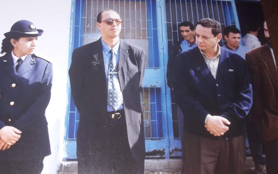 وداعا الدكتور حسن بوشطروش ،كنت دائما تعشق الهدوء ،فغادرتنا اليوم هادئا.