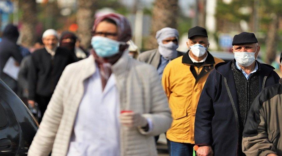 عاجل :  الناظور اعتقال أزيد من 30 شخص بسب عدم ارتداء الكمامة