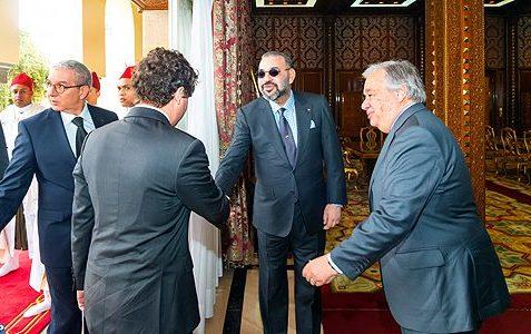 الصحراء المغربية: المغرب حقق تقدما هاما بفضل السياسة الحكيمة لصاحب الجلالة