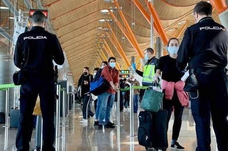 إسبانيا تعفي القادمين من المغرب من تحليلة كورونا