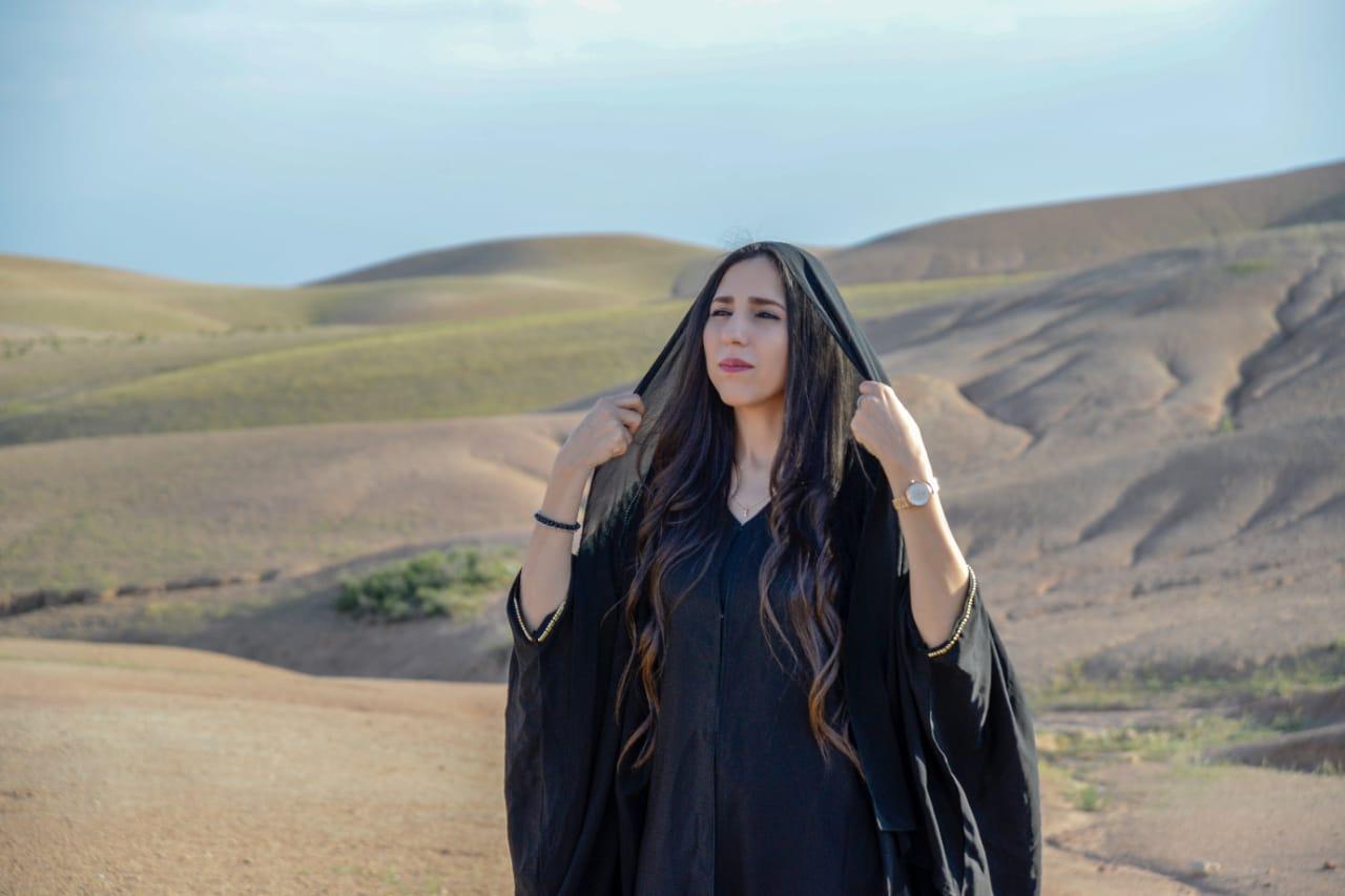 """الفنانة جوليا تجدد لقاءها بجمهورها في رمضان بأغنية """"غفرانك"""""""