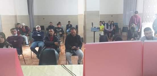 الشبيبة الإستقلالية بإقليم الناظور تفتتح انشطتها الفكرية و السياسية بموضوع الشباب و المشاركة السياسية.