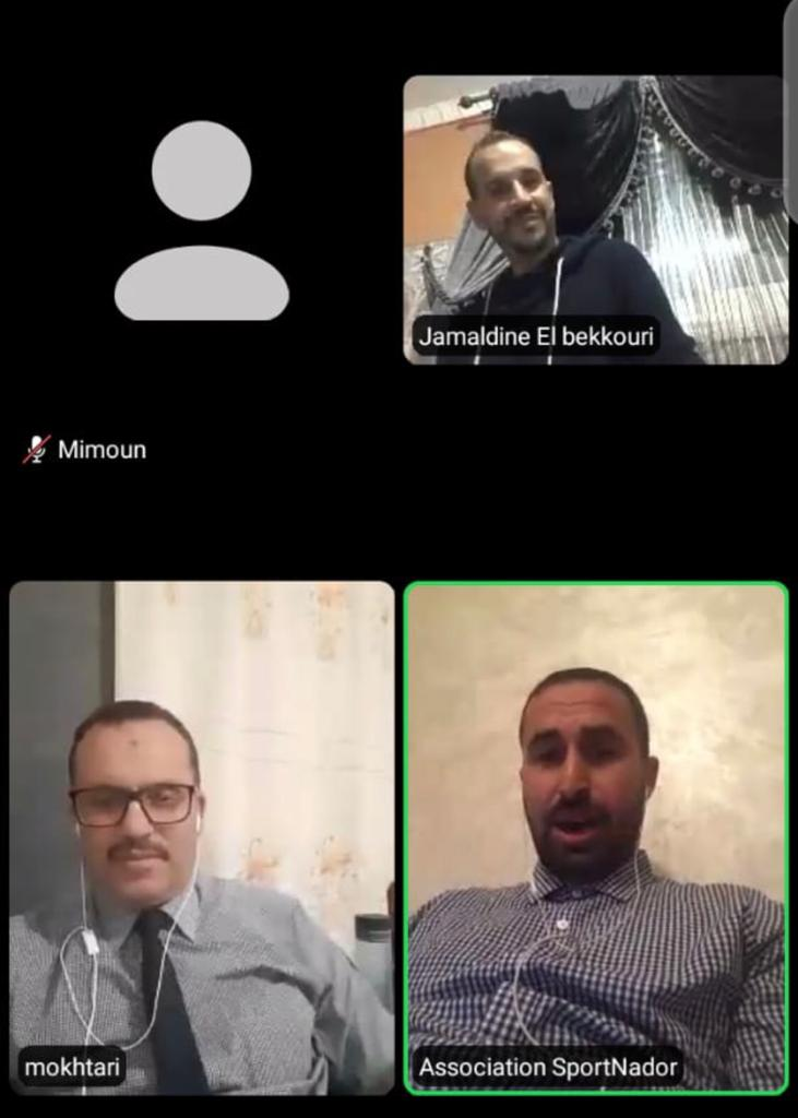 في لقاء مفتوح لجمعية سبور ناظور متدخلون يقترحون حلولا لمحاصرة الشغب الرياضي