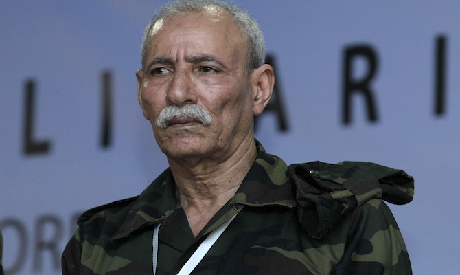 رسميا.. زعيم عصابة البوليساريو يغادر إسبانيا صوب الجزائر على متن طائرة رسمية
