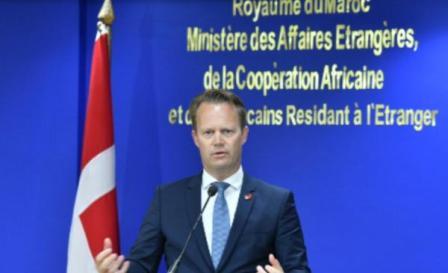وزير خارجية الدنمارك يشيد بنجاعة السياسات الهيكلية للمغرب