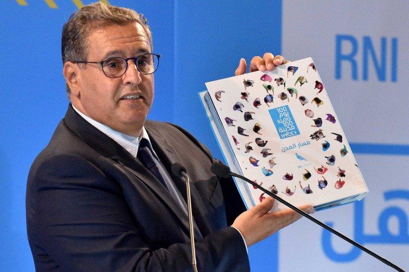 أخنوش: برنامج التجمع الوطني للأحرار يسطر 5 محاور لتنمية مدن المغرب