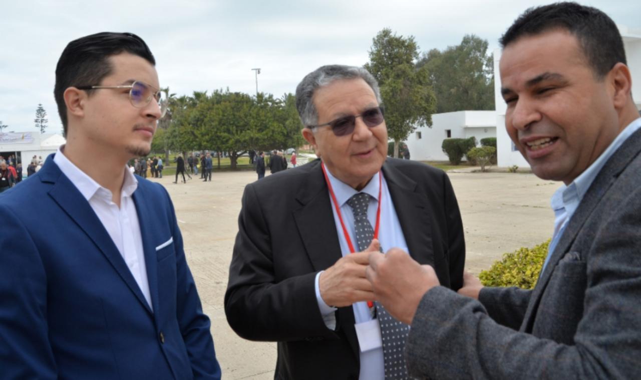 """بدعم من أعيان المنطقة.. إبن دار الكبداني """"حمزة أنو"""" وكيلا للائحة الجهة لحزب الحركة الشعبية بإقليم الدريوش"""