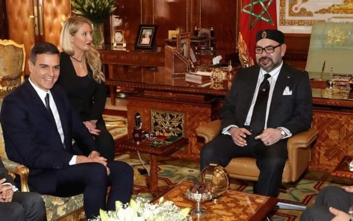 فلاش عل حدث : انباء عن زيارة مرتقبة لرئيس الحكومة الاسبانية بيدرو سانشيز الى المغرب خلال الاسابيع المقبلة