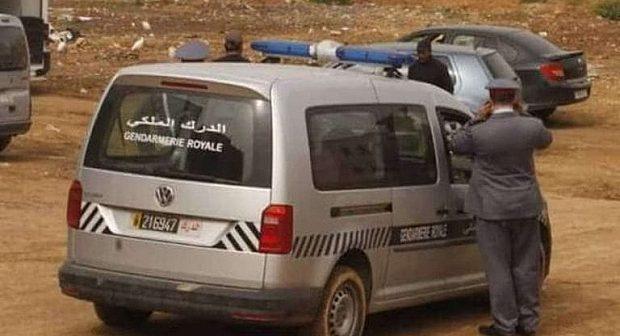 إحباط عملية سرقة سيارة من ميضار وتوقيفها بجماعة دار الكبداني