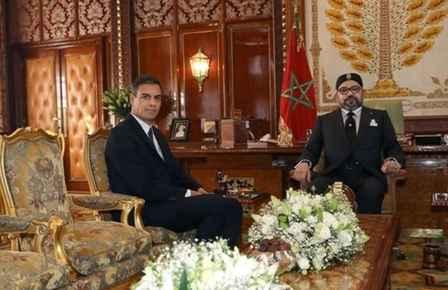 تحسن كبير في العلاقات المغربية الاسبانية وزيارة مرتقبة لسانشيز إلى المغرب