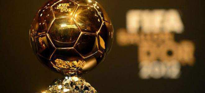 الفيفا تعلن عن أسماء المرشحين للكرة الذهبية 2016