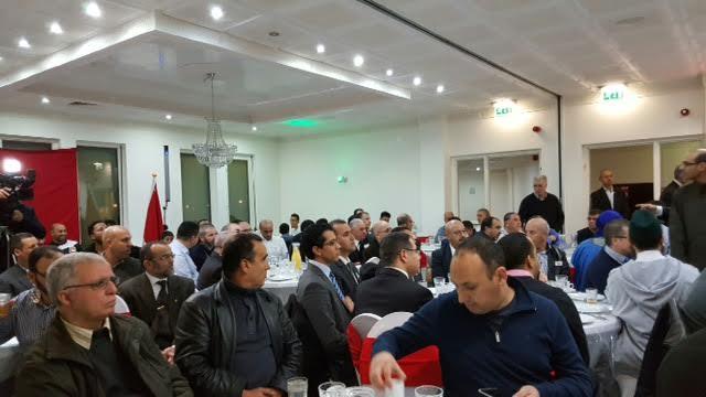 الجالية المغربية بهولندا تحتفل بالذكرى 40 للمسيرة الخضراء المظفرة 