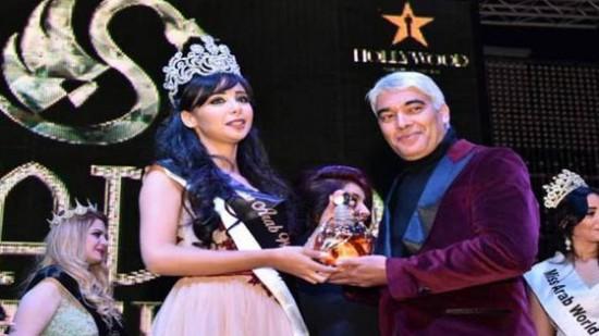 المغربية نسرين نوبير تنتزع لقب ملكة جمال العرب 2016 (صور)