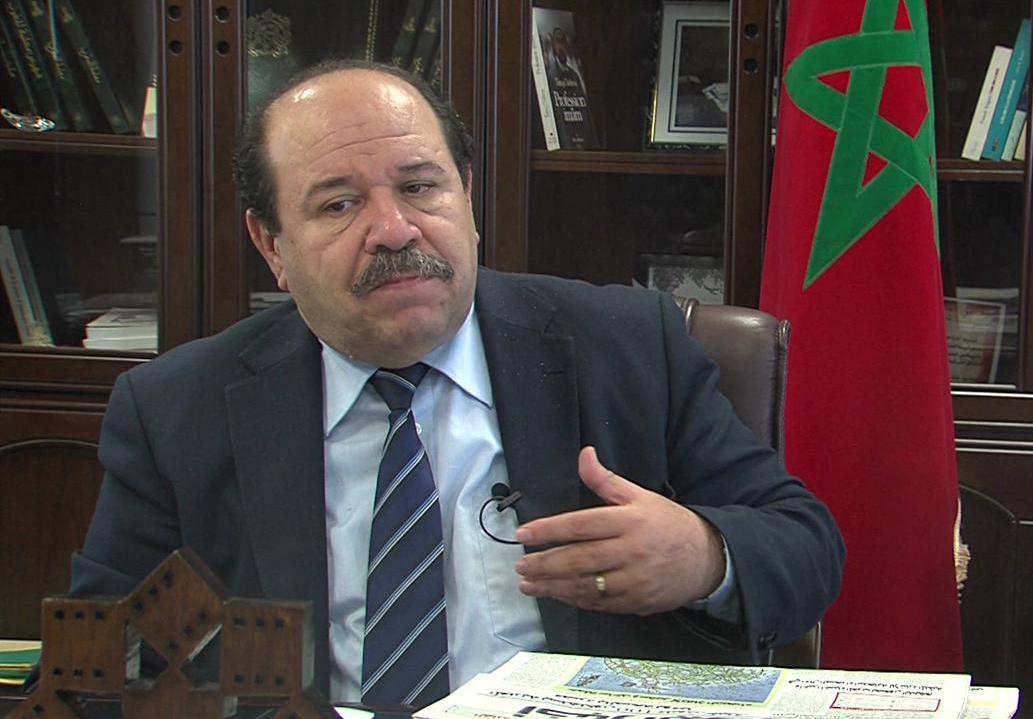 الأمين العام لمجلس الجالية المغربية المقيمة بالخارج الدكتور عبد الله بوصوف :الإعلام وتسريبات الوثائق.