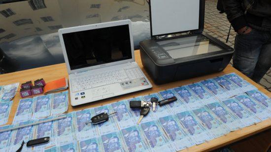 أمن وجدة يفكك عصابة إجرامية متخصصة في تزوير الأوراق النقدية