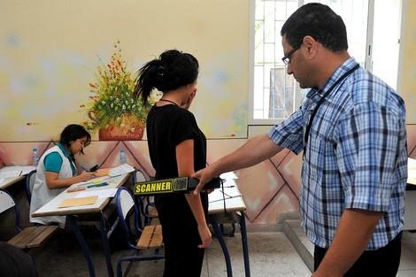 الغش في الامتحانات يتسبب في توقيف تلميذين في الحسيمة