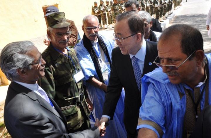 """البوليساريو تطالب بمحادثات مباشرة مع """"صناع القرار"""" في المغرب"""