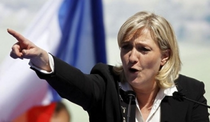 فرنسا: اليمينية المتطرفة ماري لوبين و فرصة الوصول الى قصر الاليزيه.