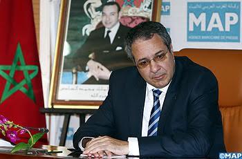 رضوان بلعربي مديرا عاما للشركة الوطنية لدراسات مضيق جبل طارق