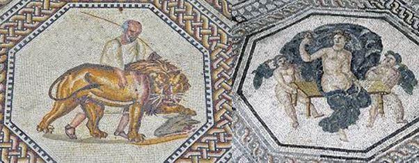 قصة أطلس وأنتايوس وولادة طنجة على يد أقدم أبطال المغرب القديم ما قبل الفينيقيين