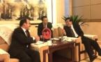 إلياس العماري ببكين: توطيد العلاقات الاستراتيجية بين الأصالة والمعاصرة والحزب الشيوعي الصيني