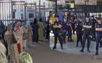عاجل : السلطات الإسبانية تمنع أي مغربي من المرور صوب مليلية