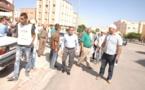 مسيرة تاريخية حاشدة لسعيد الرحموني نحو عدة جماعات بإقليم الناظور