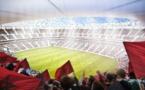 """بالصور : المغرب يبهر العالم .. ملعب """"محمد السادس"""" الأكبر و الأجمل في القارة"""