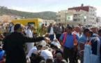 استنفار أمني بالسعيدية بعد محاولة نزوح جماعي من الجزائر إلى المغرب