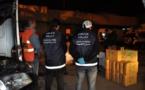 أمن الناظور يعتقل شخصين ينشطان في الاتجار الدولي للمخدرات