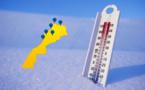 درجات الحرارة تنزل تحت الصفر بأربعة مناطق أدناها (-5) بورزازات