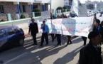حراس الأمن بالمستشفى الإقليمي الحسني  يدخلون في اعتصام إنذاري لمدة يومين الخميس و الجمعة