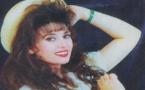 لأول مرة الفنانة جيهان نصر بالحجاب بعد 20 عاماً من اعتزالها