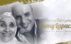 """بالفيديوا:الفنان رامي لاباش يرثي أمه المتوفية...في أغنية جد مؤثرة بعنوان """"خلوني حياتي مشات"""""""