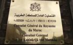 القنصلية العامة للمملكة المغربية بأنفرس البلجيكية تفتح أبوابها في وجه أفراد الجالية المغربية يوم السبت 18 مارس 2017.