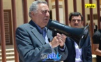 مداخلة نارية للناشط الحقوقي زيان حول معتقلي الحراك الشعبي لإقليم الدريوش