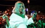 مايا دياب تثير غضب الجمهور بما فعلته على المسرح