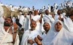 الفوج الأول من الحجاج المغاربة يتوجه إلى الديار المقدسة