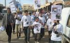 تظاهرة بابن الطيب حول محاربة الهدر المدرسي وتشغيل الأطفال