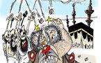 كاريكاتير لوزير الاتصال يثير جدلا سياسيا وإعلاميا