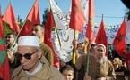 مغاربة الجزائر ينظمون وقفة احتجاج بالرباط