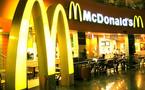 """""""مجوعة ماكدونالدز للأكولات السريعة"""" بوجدة"""