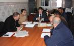 مجلس اقليم الدريوش :لجنة الصفقات تنعقد لفتح الاظرفة المتعلقة بثلاثة مشاريع تنموية +صور