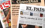 """الإعلام الإسباني يرصد """"التحركات العسكرية"""" بالصحراء المغربية"""