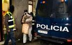 القبض على إسبانيين إثنين بتهمة ابتزاز وتهديد مواطن مغربي بالقتل