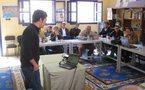 جمعية آفاق ومنتدى التعمير ينظمان لقاء تشاوريا ببني شيكر